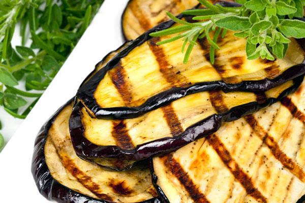 keto eggplant